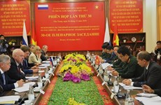 Coordinating Committee for Vietnam-Russia Tropical Centre meets