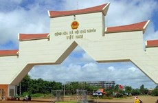 Tay Ninh has one more international border gate