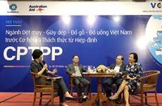 Exporters urged to properly prepare for CPTPP