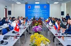 Seminar talks UN peacekeeping mission in Francophone environment
