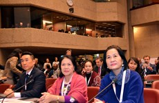 Vietnam attends 22nd IFRC General Assembly in Geneva