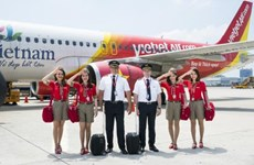 Vietjet Air launches Hanoi-Delhi direct route