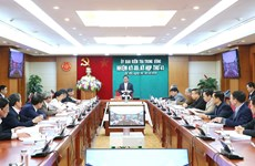 Conclusion on wrongdoings at Vietnam Steel Corp.'s Party organization