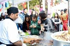 International Food Festival makes a splash in Hanoi