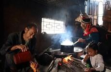 Ha Nhi group celebrates traditional new year