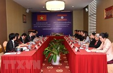 Vietnamese, Lao news agencies forge cooperation to raise information quality