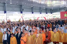Vietnam Buddhist Academy marks 35th founding anniversary