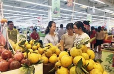 Fruit, vegetables exports see slight decrease