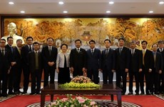 Hanoi commits all possible support for Japanese investors