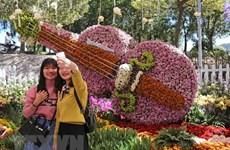 Da Lat flower festival promises attractive activities