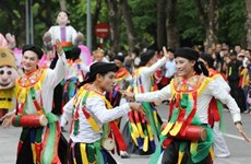 Folk festival to take place in downtown Hanoi
