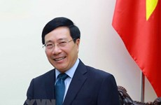 Deputy PM Minh to attend 14th ASEM Foreign Ministers' Meeting