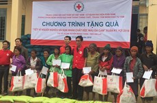 Vietnam Red Cross aims to provide 1.5 million Tet gifts to the needy