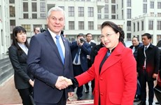Vietnam values traditional friendship with Belarus: Top legislator