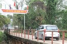 Vinh Phuc invests 8.2 million USD in upgrading bridges