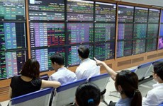 Securities stocks lose shine for investors