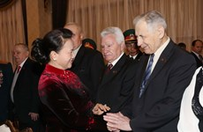 Vietnam always remembers Belarus's support during war time