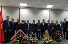 Ukraine-Vietnam Friendship Association convenes eighth congress