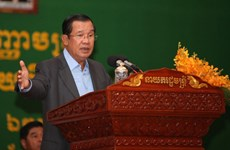 Cambodian PM to preside over launch of Vietnam – Cambodia border market