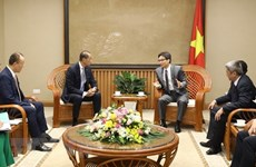 Vietnam wants WHO's support to better healthcare system: Deputy PM