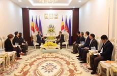 US companies in agriculture to visit Cambodia