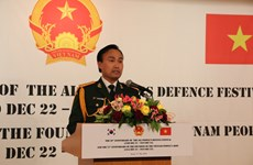 Vietnam-RoK defence cooperation enjoys unceasing development