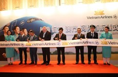 Vietnam Airlines launches Hanoi – Macau service