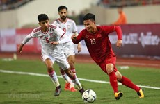 Vietnamese midfielder to vie for Asian best player of 2019
