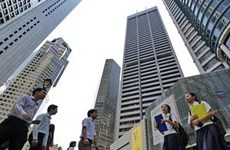 Private apartment sales in Singapore rebound