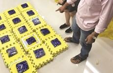 Border Tay Ninh province fights drug trafficking
