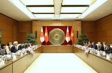 Vietnam, Japan enhance parliamentary ties