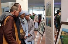 Exhibition on achievements in human rights promotion opens in Lam Dong