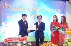Vietnamese expats' personnel firms important to Czech development: diplomat
