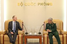 Deputy Defence Minister receives US Assistant Secretary of State