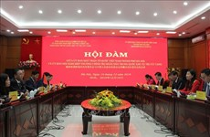 Hanoi front wants detailed cooperation with China's Tibet Autonomous Region