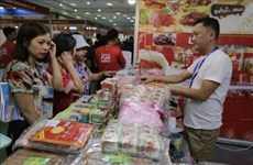 An Giang province hosts Vietnam-Thailand trade fair