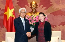Vietnam, Japan agree to enhance exchanges between parliamentarians