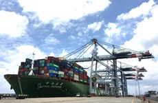 Cai Mep International Terminal uses blockchain technology