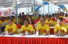 Communication campaign on HIV prevention launched in Ba Ria-Vung Tau