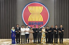 Embassy hosts banquet for ambassadors in Malaysia