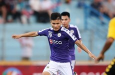 J.League club's offer for Quang Hai turned down
