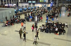 Tan Son Nhat airport plans to serve over 3.7 mln passengers during Tet