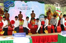 HCM City begins work on first hazardous waste treatment plant