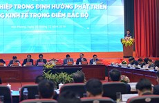 Northen provinces, cities to develop as a key economic hub