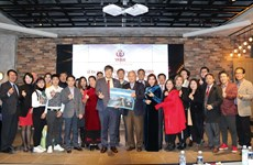 Vietnam-RoK businessmen association establishes chapter in Gyeonggi province