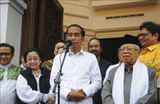 Indonesia: Anti-graft agency's supervisory council members take oaths