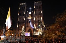 Vietnam set to enjoy nice weather on Christmas Eve