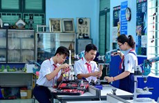 "HCM City strives for ""smart"" schools"
