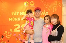 Vietnamese people in RoK celebrate Tet
