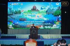 Cambodia's Kampot sea festival draws 900,000 visitors